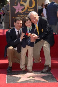 Mel Brooks Receives Star On The Hollywood Walk Of Fame | Photos | Hollywood.com 4-23-10 *grandson Henry is 5 there*