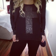 Fashion obsession, rocker chic.