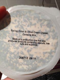 I had no idea cheese contained milk :-p