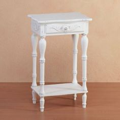 2 Occasional Tables Shabby Wood Chic: Home Furniture - Home Décor  #Home
