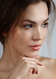 A good foundation reduces redness and evens out your light olive complexion.