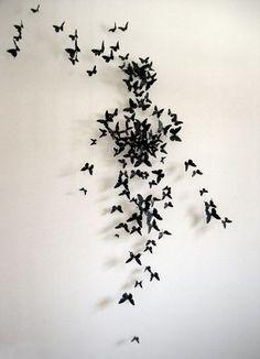El vuelo de la mariposa....