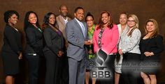 St. Hope Presented With The 2015 Winner Of Distinction Award | St. Hope Foundation at OfferingHope.Org (Houston, Texas)