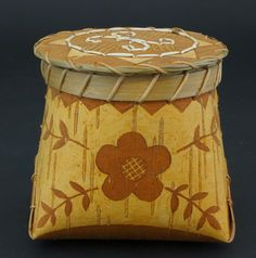 Native American Baskets by Barry Dana at Home & Away Gallery