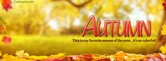 Im Awesome Quotes, Fall Facebook Cover, Seasons Of The Year, Facebook Timeline Covers, Fb Covers, Autumn Fall, Headers, Cover Photos, Best Quotes