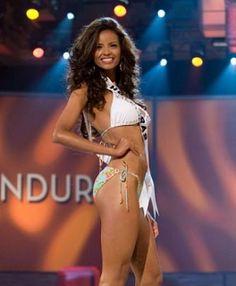 Belgica Suarez Miss Honduras 2009.