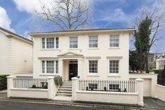 Detached house for sale - 5 bedrooms in Park Village West, Regent's Park, London - 27869431 Detached House, Interior Inspiration, Bedrooms, London, Mansions, Park, House Styles, Outdoor Decor, Home Decor
