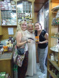 De oudste winkelier van de Deira Souks