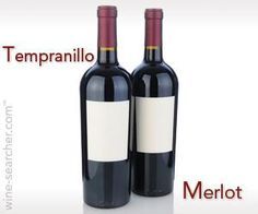 Merlot - Tempranillo