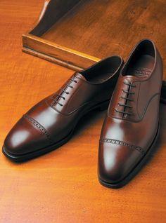 Crockett & Jones - The Belgrave Cap Toe Oxford