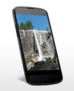 Nexus 4 phone (prices vary)