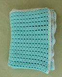 Free Ocean Breeze Baby Afghan Crochet Pattern