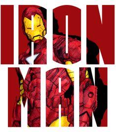Vandal - Iron Man by demoose21