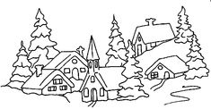 from christmas trees to snowmen and so much in between! translate page Christmas Colors, Christmas Art, Vintage Embroidery, Embroidery Patterns, Christmas Stencils, Wood Burning Patterns, Christmas Drawing, Christmas Coloring Pages, Christmas Embroidery