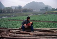 "Bruno Barbey ""China - From Mao to.."