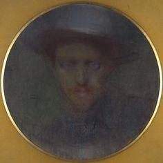 Galleria d'Arte Moderna - Autoritratto del pittore Carena