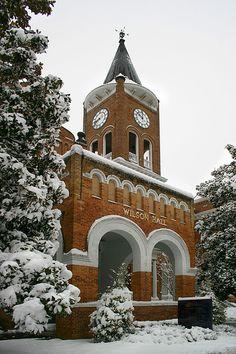 Converse College by carrollfoster, via Flickr