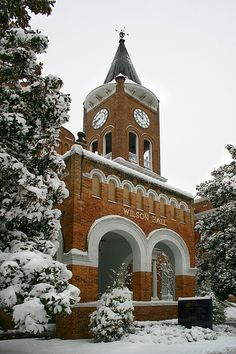 Converse College-Spartanburg SC......sister graduated from here, I grew up in Spartanburg in the 50's......many fond memories!
