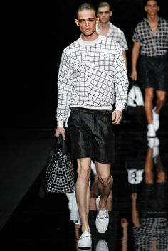 PATTERNITY_GRIDDED GUISE_emporio_armani_ss15men 8 OCTOBER 2014