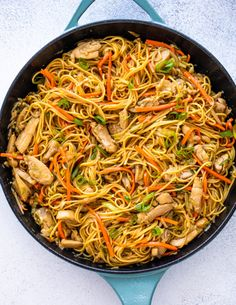 Chicken Chow Mein   Gimme Delicious Beef Chow Mein, Chicken Chow Mein, Chicken Low Mein Recipe, Chicken And Cabbage, Chicken Pasta, Chicken Meals, Easy Chicken Dinner Recipes, Baked Chicken Recipes, Chow Main Recipe