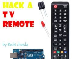 In this instructable i will show you how you can hack your TV remote and to make it work as per your desire!Hope you like it.