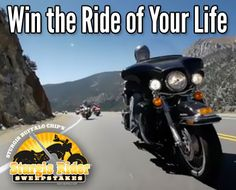 Motorcycle Vacation Sweepstakes Winner to be Awarded at the Sturgis Buffalo Chip
