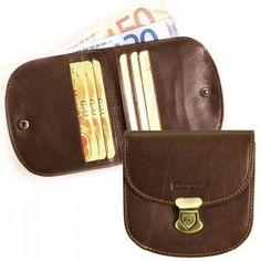 10714297d755b braun und schwarz Branco Geldbörse 7605 1x9x10 cm (B