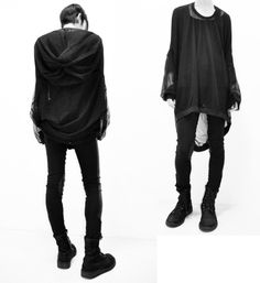 The Goth Hipster