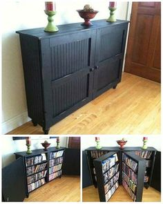 25 Clever Hideaway Projects - Space management in a smaller home or apartment is crucial. Clutter collects everywhere and soon you have no clue where to put anything or even if it is needed to be kept. These 25 Clever Hideaway Projects are easy enough to do them at home for yourself.