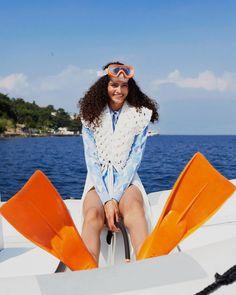 Marie Claire, Fashion Stylist, Summer Beach, Editorial Fashion, Breeze, Fashion Photography, Turkey, Stylists, Island