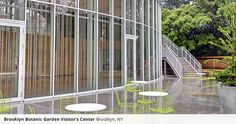 The LiRo Group | Brooklyn Botanic Gardens Visitor Center