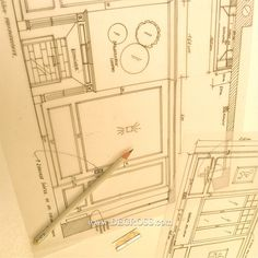 D.E.GROSS architecture draw