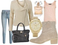lente! - Casual Outfits - stylefruits.nl
