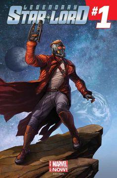 Legendary Star-Lord #1