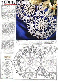 Kira scheme crochet: Scheme crochet no. 2228