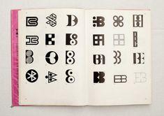 Los logos de AirBnb y otras empresas modernas salen de un libro de 1989