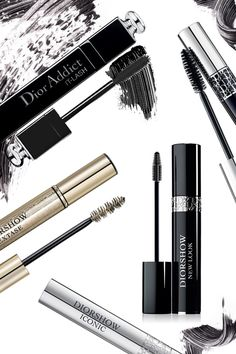 Turn to Dior for perfectly lush lashes!