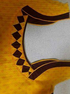 Churidhar Neck Designs, Chudidhar Designs, Salwar Neck Designs, Kurta Neck Design, Saree Blouse Neck Designs, Neck Designs For Suits, Kurta Designs Women, Dress Neck Designs, Neckline Designs