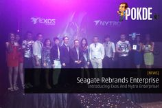 Seagate announced today of their rebranding of Enterprise, which they then introduced Exos and Nytro Enterprise at Zouk Club KL.   Share this:   Facebook Twitter Google Tumblr LinkedIn Reddit Pinterest Pocket WhatsApp Telegram Skype Email Print