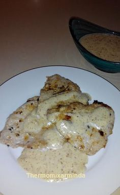 Recetas para tu Thermomix - desde Canarias: Cinta de lomo con salsa de mostaza