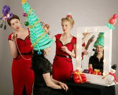 The Inflate-a-belles - Balloon Modellers | London