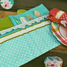 Picnic Caddy Tutorial {Sewing}