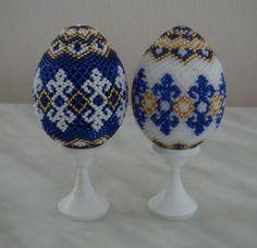 Схема пояска для оплетения яйца | biser.info - всё о бисере и бисерном творчестве