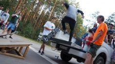 Skate and LongboardContest in Minsk, Belarus.   #anycityride #lara_govorit
