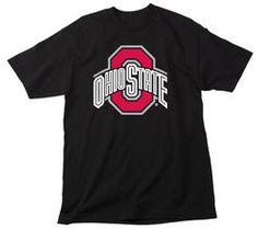 brand new 7e3b5 b5fd0 Ohio State Buckeyes TShirt Mens Black Icon -  13.49 Ohio State University,  Ohio State Buckeyes