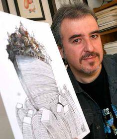 Angel Boligán Corbo. Artista plástico. Caricaturista. Ilustrador. Se gradúa como Profesor de Artes Plásticas en La Habana en 1987. En México labora como caricaturista editorial en el diario...