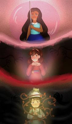 .:SU GF OTGW:. The Lights of Way by Chisueo001.deviantart.com on @DeviantArt