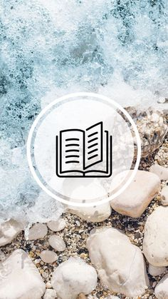 Pin on Story Highlights Instagram Beach, Instagram Logo, Instagram Feed, Tumblr Wallpaper, Wallpaper Iphone Cute, Wallpaper Doodle, Beach Icon, History Icon, Anime Drawing Styles