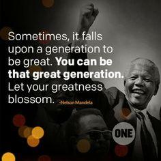 Celebrity Quotes: Nelson Mandela Quotes❤️