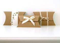 Hey, I found this really awesome Etsy listing at https://www.etsy.com/listing/186999569/50-pillow-boxes-kraft-wedding-favor